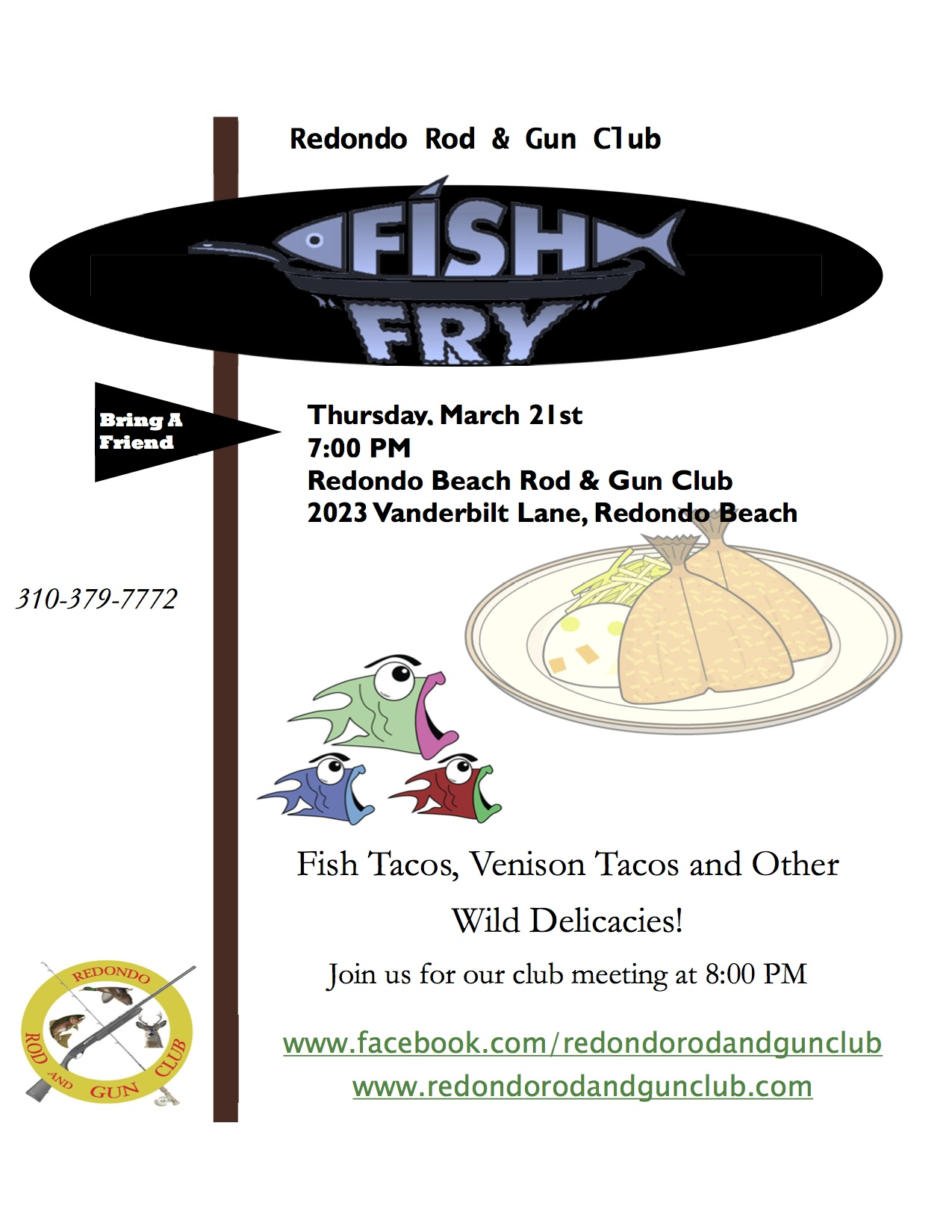 Fish Fry March 2013 Redondo Rod And Gun Club
